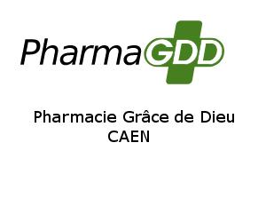 Pharmacie gdd Caen